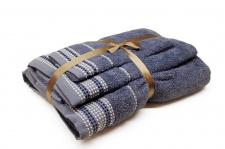 """Trijų rankšluosčių komplektas """"Deep Blue"""""""